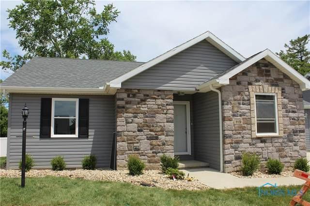 635 Pleasantview #116, Upper Sandusky, OH 43351 (MLS #6064066) :: CCR, Realtors
