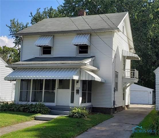 1114 Underwood, Toledo, OH 43607 (MLS #6064074) :: RE/MAX Masters