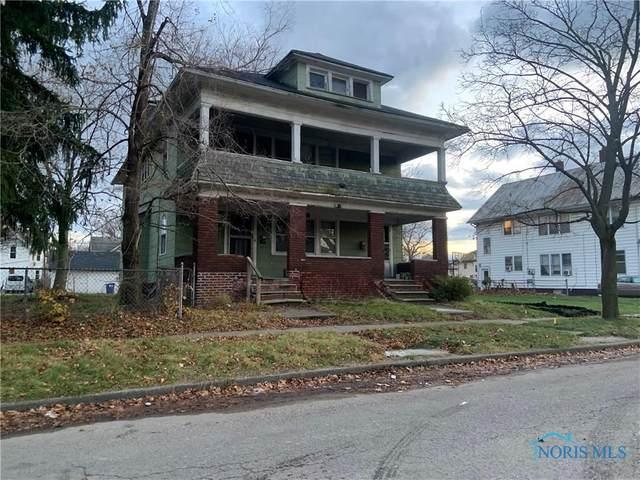 1819 Dunham, Toledo, OH 43609 (MLS #6064101) :: The Kinder Team
