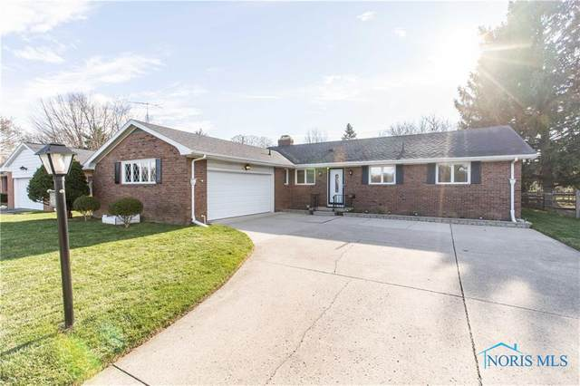416 W South Boundary, Perrysburg, OH 43551 (MLS #6064115) :: RE/MAX Masters