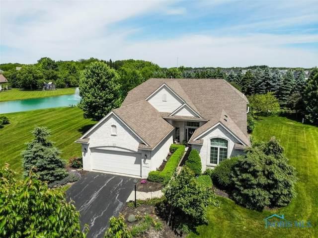 678 Ridge Lake, Perrysburg, OH 43551 (MLS #6064121) :: RE/MAX Masters