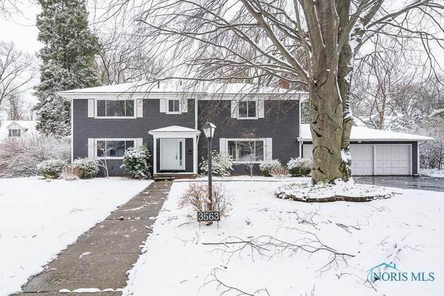 3563 Edgevale, Ottawa Hills, OH 43606 (MLS #6064159) :: RE/MAX Masters