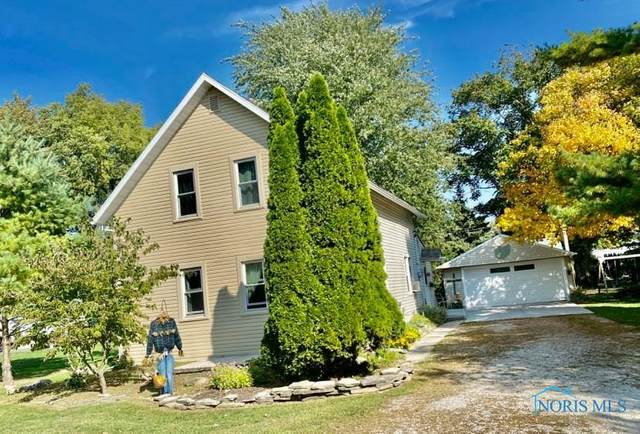 567 S Toledo, Elmore, OH 43416 (MLS #6064380) :: Key Realty