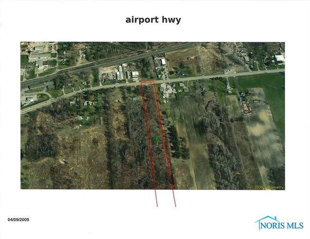 8611 Airport, Holland, OH 43528 (MLS #6064428) :: Key Realty