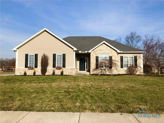 7856 Dana Rae, Waterville, OH 43566 (MLS #6064461) :: The Kinder Team