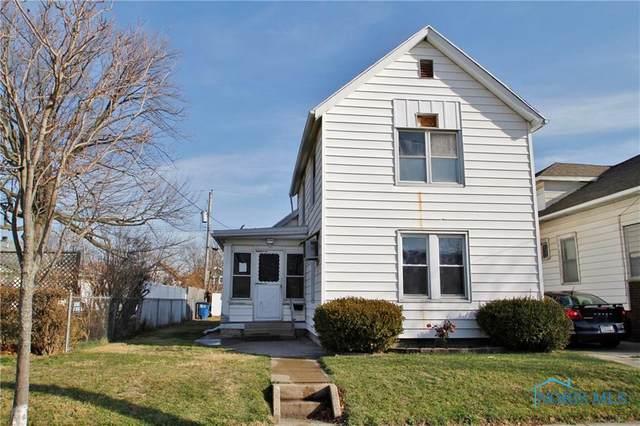 229 Worthington, Toledo, OH 43605 (MLS #6064578) :: The Kinder Team