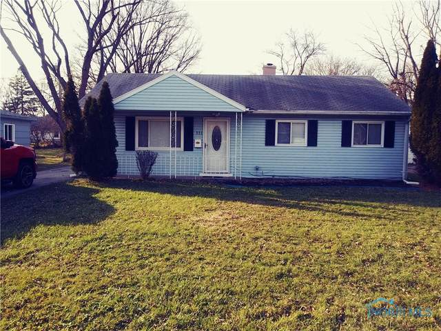 331 Clifton, Toledo, OH 43607 (MLS #6064683) :: The Kinder Team