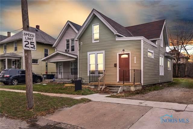4037 Peak Avenue, Toledo, OH 43612 (MLS #6064807) :: Key Realty