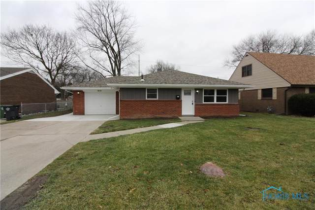 1414 Wilderness, Maumee, OH 43537 (MLS #6065087) :: The Kinder Team
