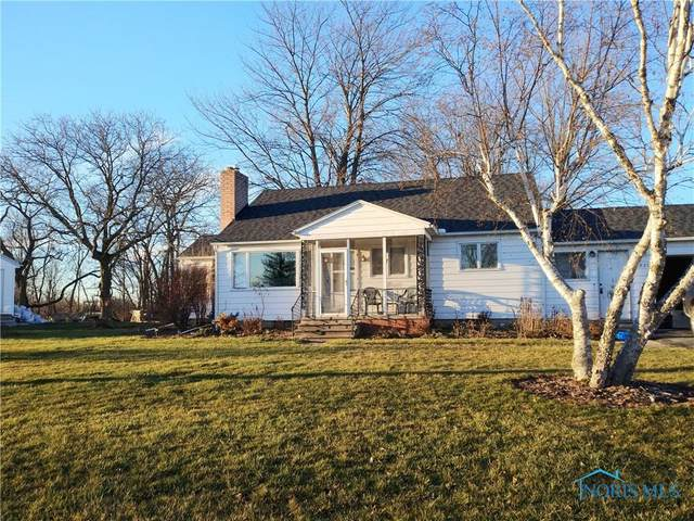 12235 W State Route 105, Oak Harbor, OH 43449 (MLS #6065135) :: Key Realty