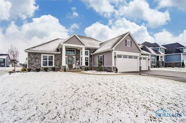 8 Winfield Manor Court, Perrysburg, OH 43551 (MLS #6065138) :: The Kinder Team
