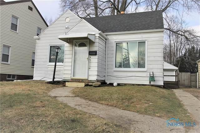 1202 Corbin, Toledo, OH 43612 (MLS #6065217) :: Key Realty