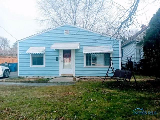 466 N Wheeling, Toledo, OH 43605 (MLS #6065232) :: CCR, Realtors