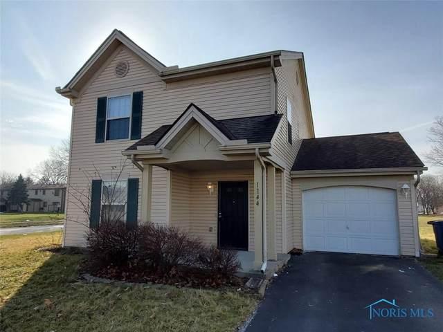 1144 Rockcress, Toledo, OH 43615 (MLS #6065234) :: Key Realty