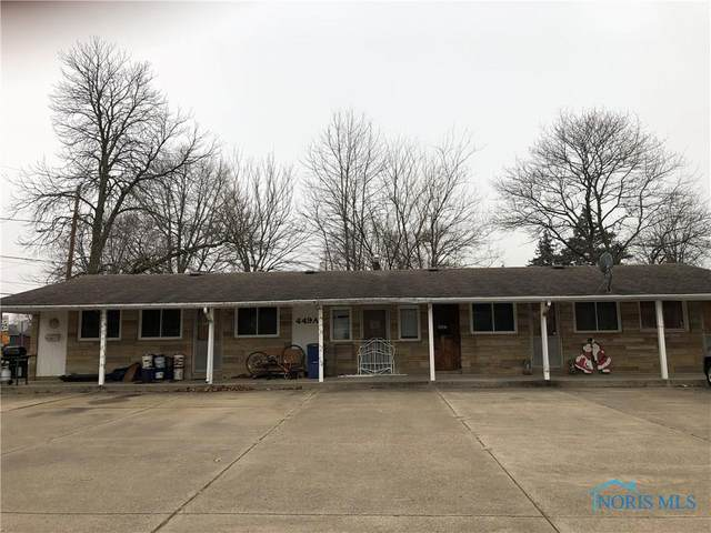 447/449 Appian, Napoleon, OH 43545 (MLS #6065236) :: Key Realty