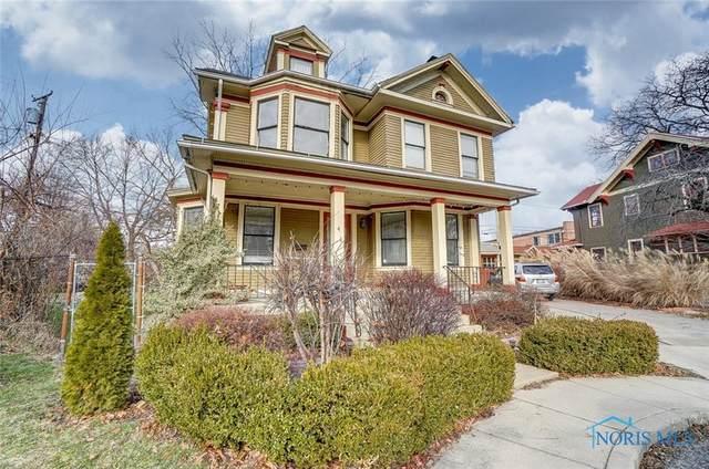 4 Tremain, Toledo, OH 43620 (MLS #6065240) :: Key Realty