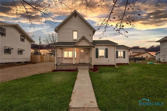 422 E Washington, Napoleon, OH 43545 (MLS #6065244) :: Key Realty