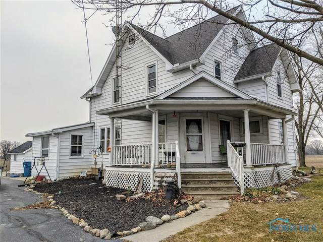 9066 State Route 107, Montpelier, OH 43543 (MLS #6065256) :: Key Realty