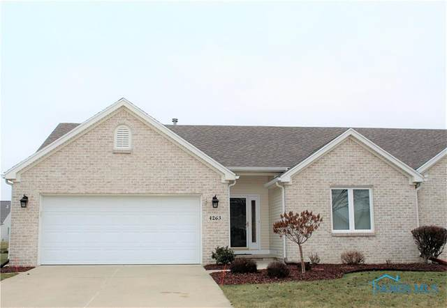 4263 Waterbend, Maumee, OH 43537 (MLS #6065267) :: Key Realty