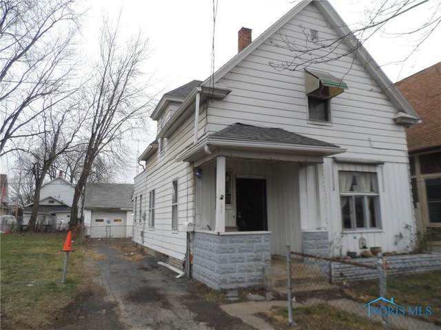 1925 Chase, Toledo, OH 43611 (MLS #6065276) :: The Kinder Team
