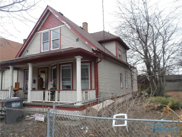 1932 Chase, Toledo, OH 43611 (MLS #6065277) :: RE/MAX Masters