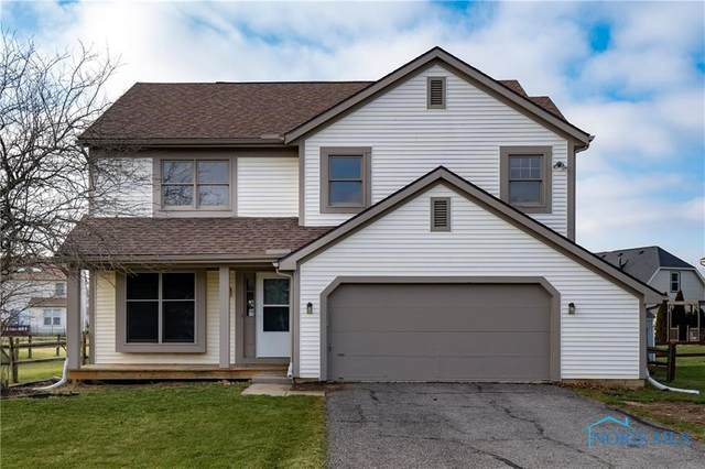 1554 Eaglecrest, Perrysburg, OH 43551 (MLS #6065349) :: Key Realty