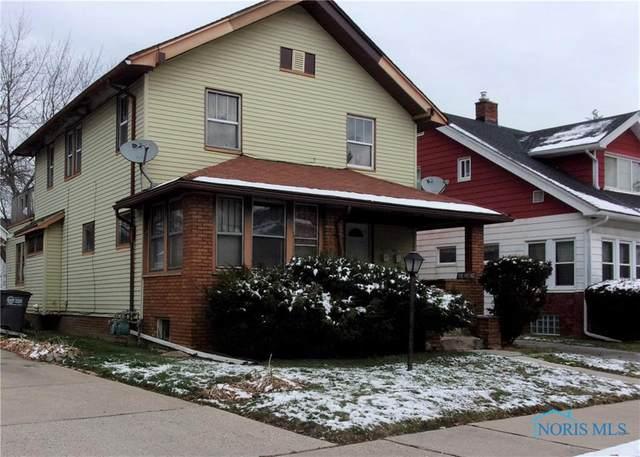 1952 Sussex, Toledo, OH 43607 (MLS #6065363) :: RE/MAX Masters