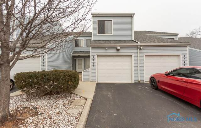 2509 W Village Forest #2509, Toledo, OH 43614 (MLS #6065403) :: RE/MAX Masters