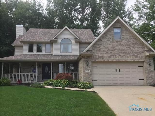 314 Valleywoods, Swanton, OH 43558 (MLS #6065464) :: Key Realty