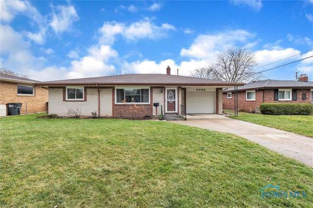 2038 Greenwich, Toledo, OH 43611 (MLS #6065482) :: The Kinder Team