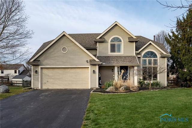 548 Fox View, Perrysburg, OH 43551 (MLS #6065526) :: The Kinder Team