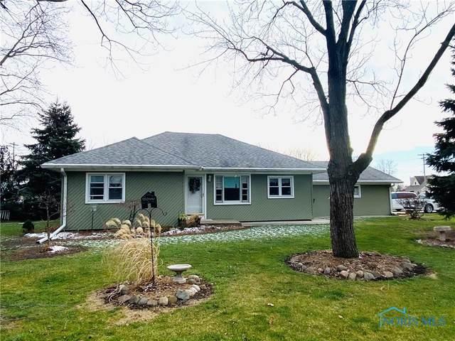 102 W Chestnut, Wauseon, OH 43567 (MLS #6065547) :: Key Realty