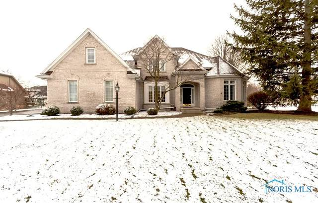 7667 Indian Springs, Maumee, OH 43537 (MLS #6065589) :: Key Realty