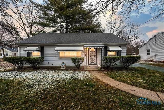 712 Hayes, Toledo, OH 43615 (MLS #6065594) :: Key Realty