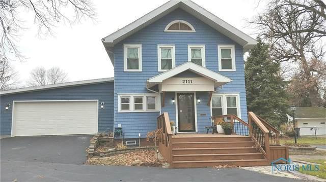 2111 Sherwood, Toledo, OH 43614 (MLS #6065601) :: Key Realty