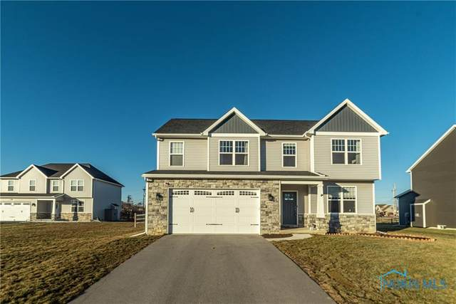 10998 Bay Trace, Perrysburg, OH 43551 (MLS #6065635) :: Key Realty