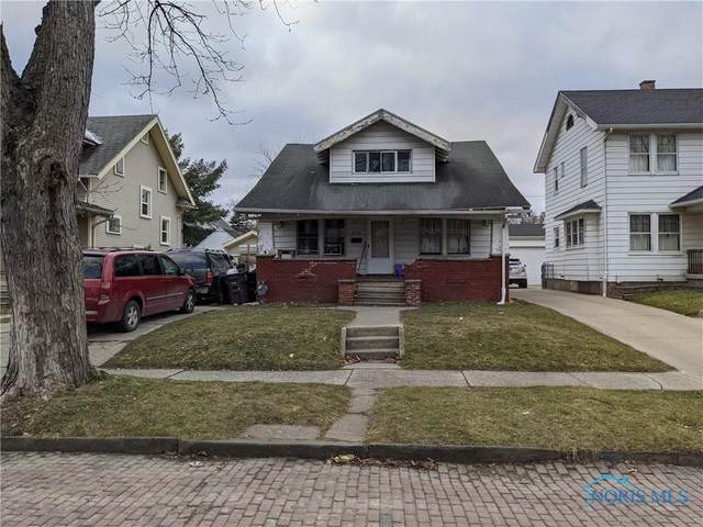 852 Hampton, Toledo, OH 43609 (MLS #6065745) :: Key Realty