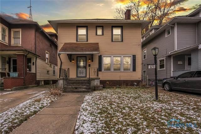 521 Bates, Toledo, OH 43610 (MLS #6065931) :: CCR, Realtors