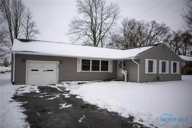 157 W Bigelow, Findlay, OH 45840 (MLS #6065973) :: RE/MAX Masters