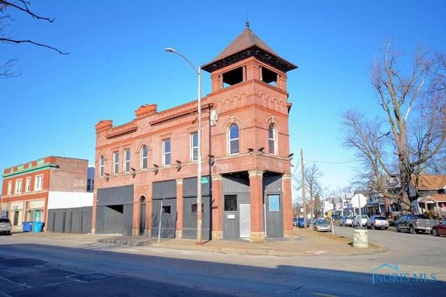 827 Starr, Toledo, OH 43605 (MLS #6066015) :: Key Realty