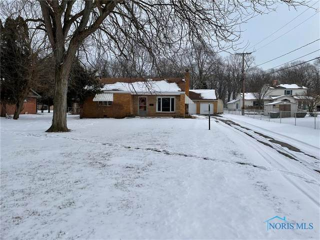 2261 Green Valley Dr, Toledo, OH 43614 (MLS #6066117) :: The Kinder Team