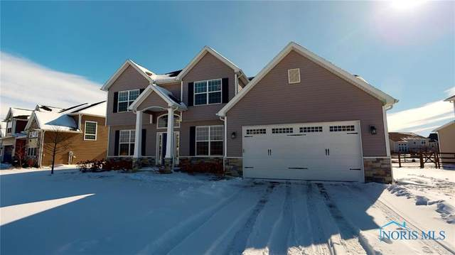 10869 Bay Trace, Perrysburg, OH 43551 (MLS #6066141) :: The Kinder Team