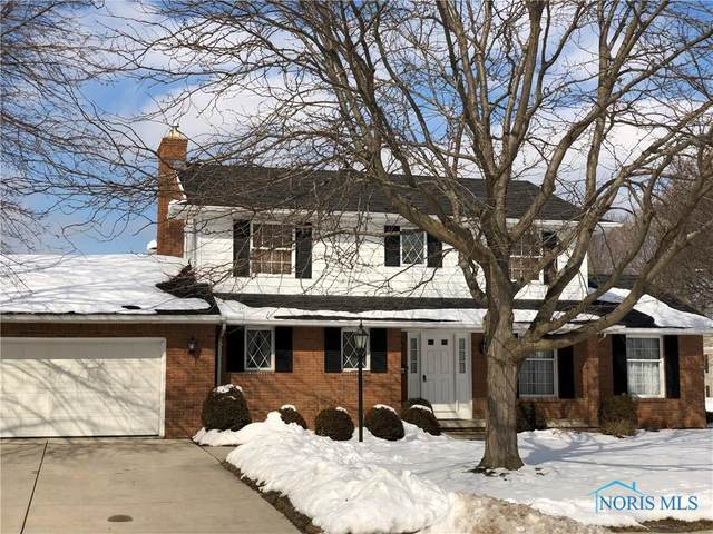 412 Eagle Point, Rossford, OH 43460 (MLS #6066537) :: The Kinder Team