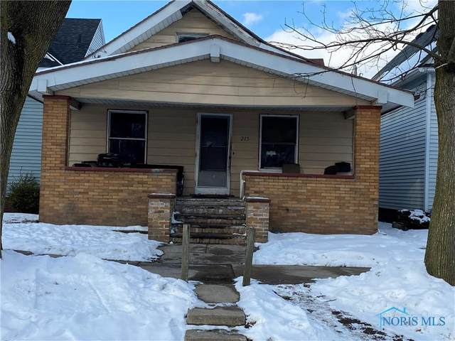 215 Hausman Street, Toledo, OH 43608 (MLS #6066569) :: RE/MAX Masters