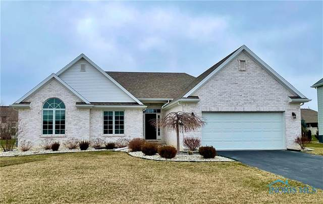 7454 Peppergrass, Maumee, OH 43537 (MLS #6066573) :: The Kinder Team
