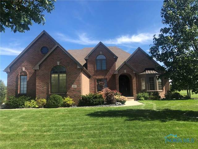 843 Pine Valley, Bowling Green, OH 43402 (MLS #6066809) :: RE/MAX Masters