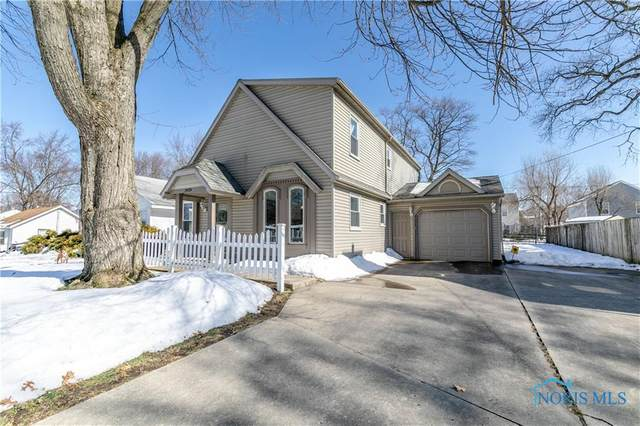 3428 Zone, Toledo, OH 43617 (MLS #6066867) :: RE/MAX Masters