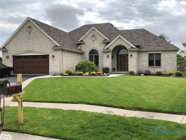 5531 Birch Hollow, Sylvania, OH 43560 (MLS #6066873) :: RE/MAX Masters