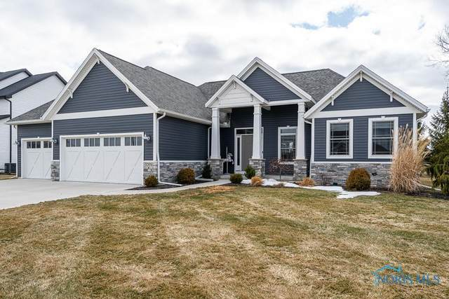7301 Violet, Maumee, OH 43537 (MLS #6067099) :: Key Realty