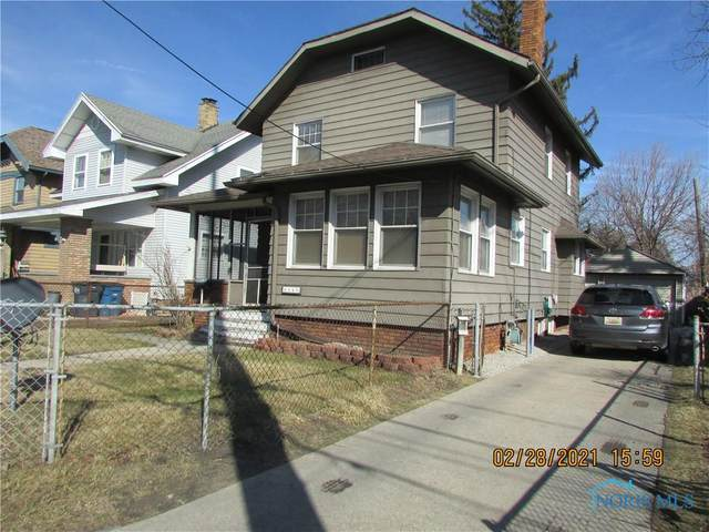 4146 Jackman, Toledo, OH 43612 (MLS #6067255) :: RE/MAX Masters